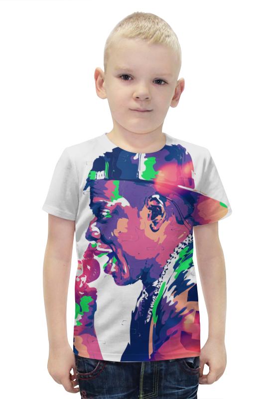 Футболка с полной запечаткой для мальчиков Printio Jay-z футболка с полной запечаткой printio война миров z