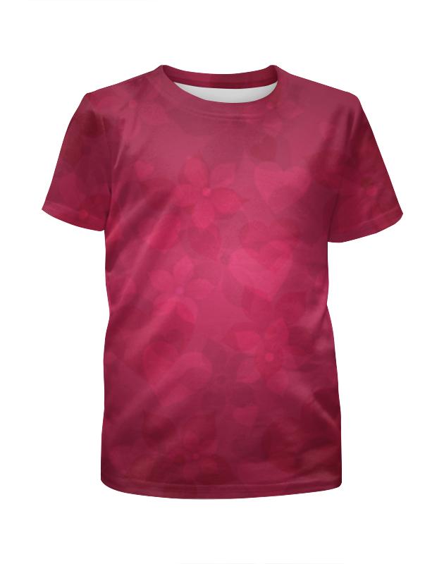 Футболка с полной запечаткой для мальчиков Printio Романтика футболка с полной запечаткой для мальчиков printio bones brigade