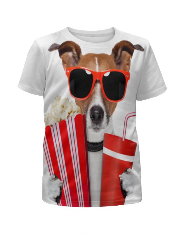 Футболка с полной запечаткой для мальчиков Printio Песик футболка с полной запечаткой для мальчиков printio песик