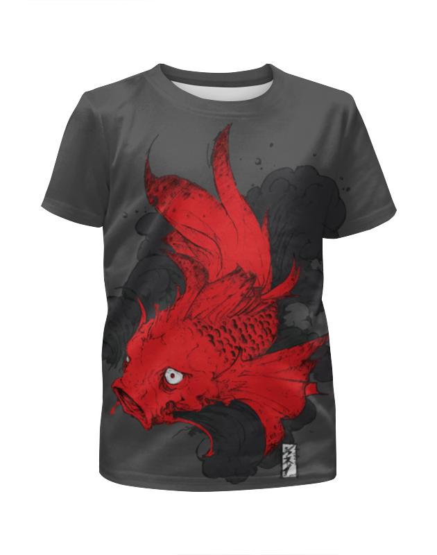 Printio Scarlet fish / алая рыба цены онлайн
