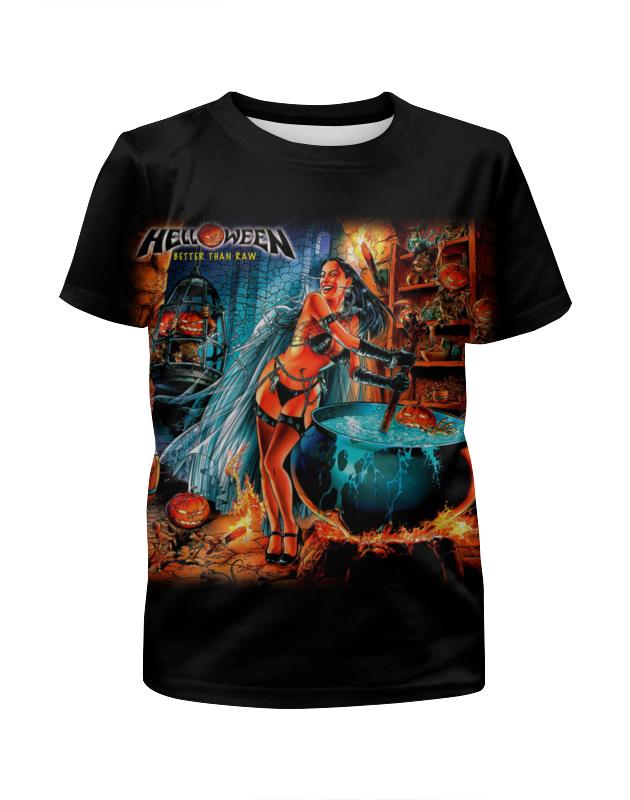лучшая цена Printio Helloween ( rock band )