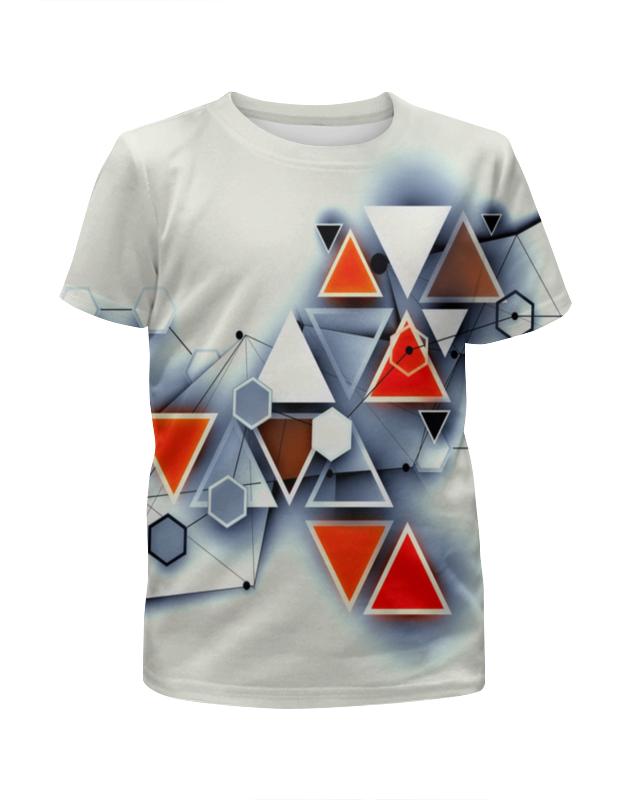 Футболка с полной запечаткой для мальчиков Printio Элементы футболка с полной запечаткой для мальчиков printio braaaaatnsssss
