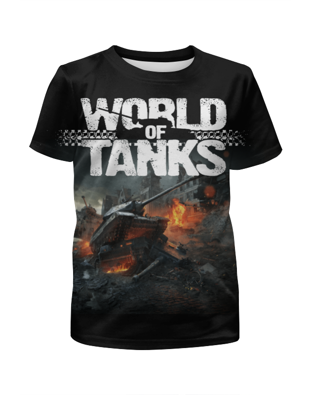 Printio World of tanks цена и фото