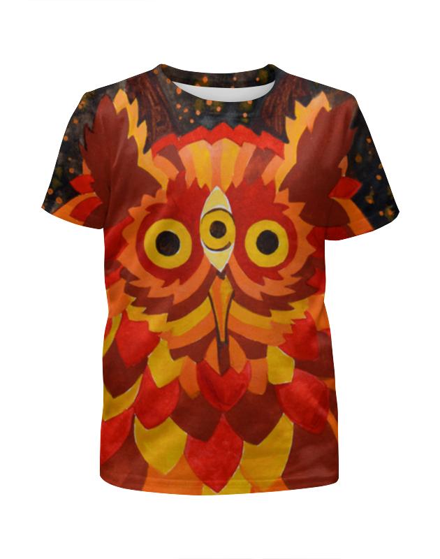 лучшая цена Printio Осенняя сова #2