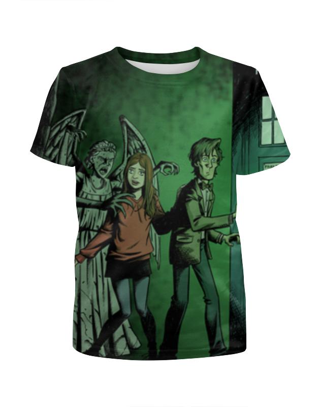 Футболка с полной запечаткой для мальчиков Printio Доктор кто (doctor who) футболка с полной запечаткой для мальчиков printio доктор кто doctor who
