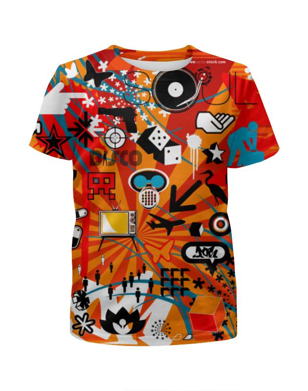 Printio Dream art футболка с полной запечаткой для мальчиков printio последний полет