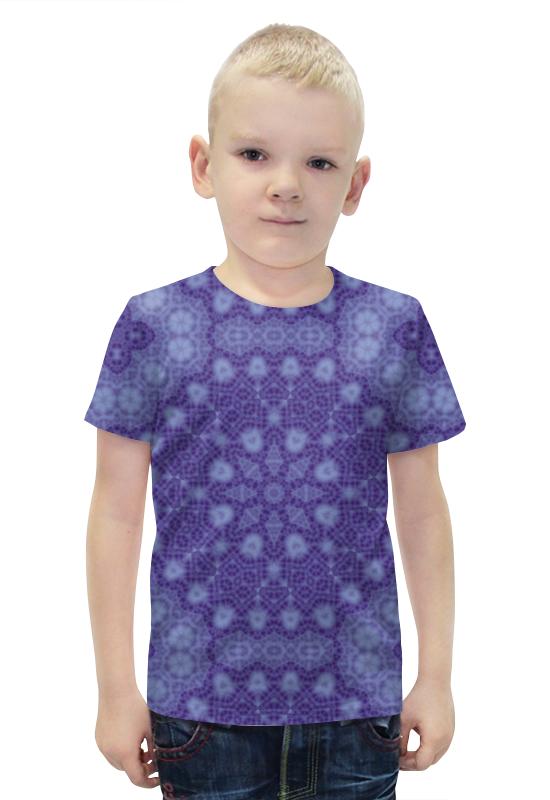 Футболка с полной запечаткой для мальчиков Printio Noisy футболка с полной запечаткой для мальчиков printio slove arsb