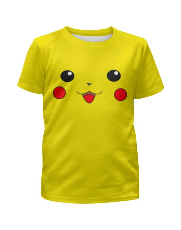 Футболка с полной запечаткой для мальчиков Printio Pokemon go футболка с полной запечаткой для мальчиков printio pokemon lapras