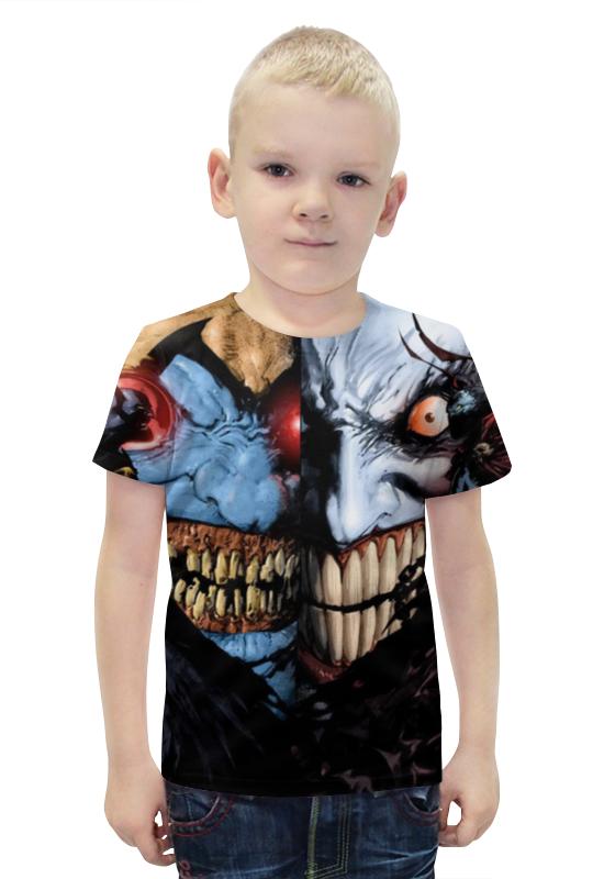 Футболка с полной запечаткой для мальчиков Printio Bats spawn arsb футболка с полной запечаткой printio bats spawn arsb