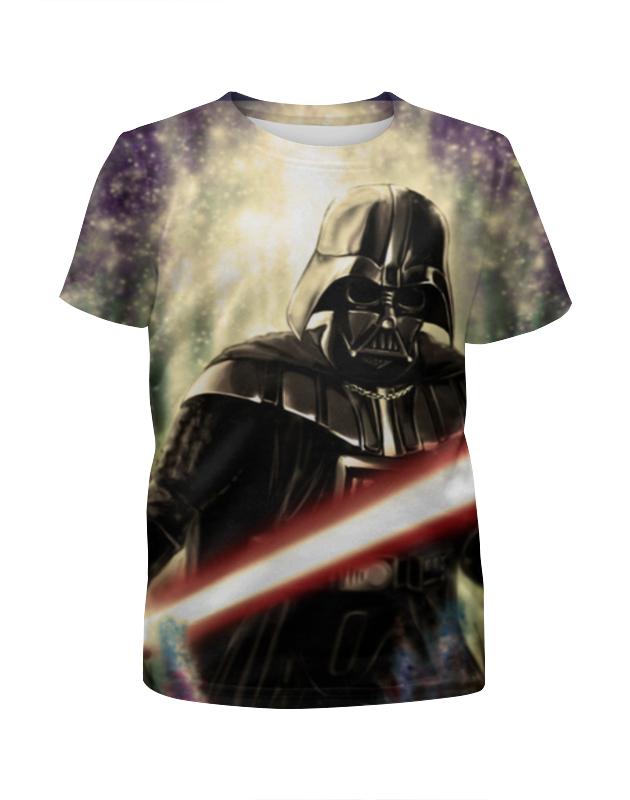 Футболка с полной запечаткой для мальчиков Printio Star wars футболка с полной запечаткой для мальчиков printio haiku