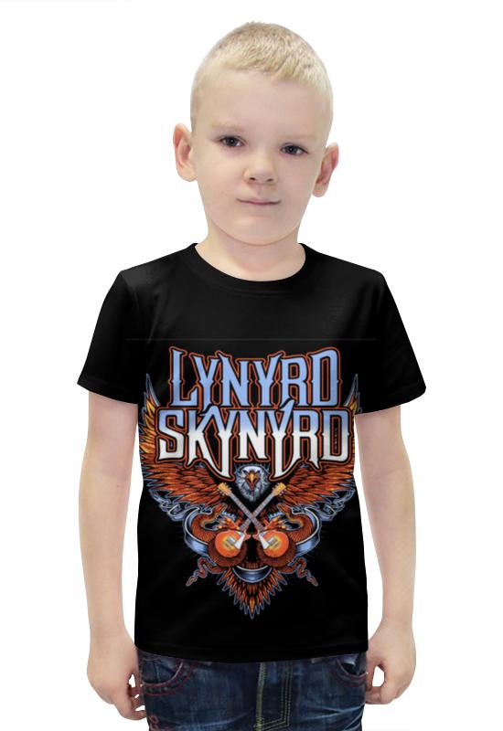 Футболка с полной запечаткой для мальчиков Printio Lynyrd skynyrd lynyrd skynyrd lynyrd skynyrd one more from the road 2 lp