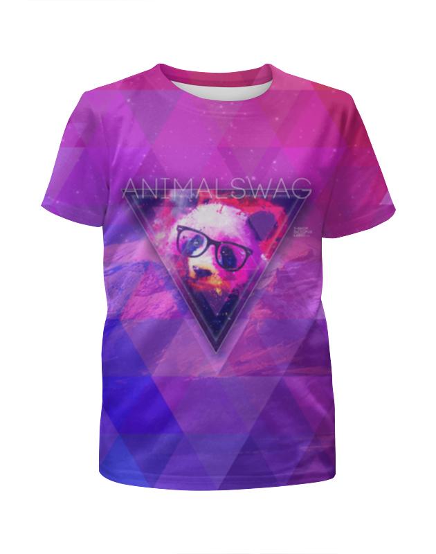 Printio animalswag ii collection: panda футболка с полной запечаткой женская printio animalswag ii collection deer