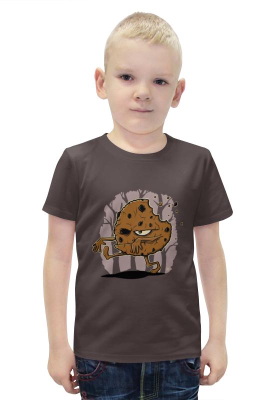 Футболка с полной запечаткой для мальчиков Printio Печенье-зомби футболка с полной запечаткой для мальчиков printio bats spawn arsb