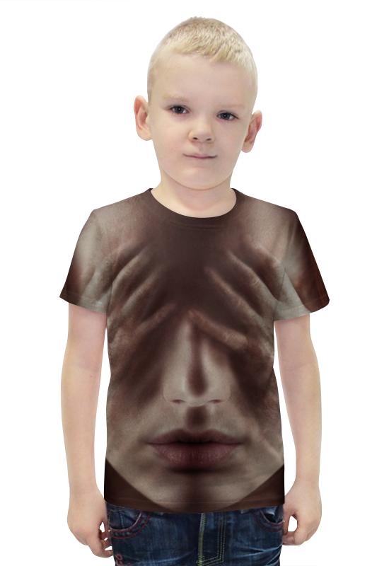 Футболка с полной запечаткой для мальчиков Printio Окулус футболка с полной запечаткой для мальчиков printio bats spawn arsb