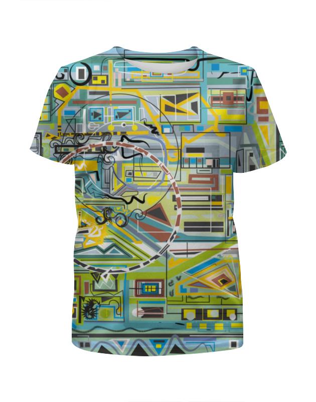 Футболка с полной запечаткой для мальчиков Printio Березка футболка с полной запечаткой для мальчиков printio сланцы