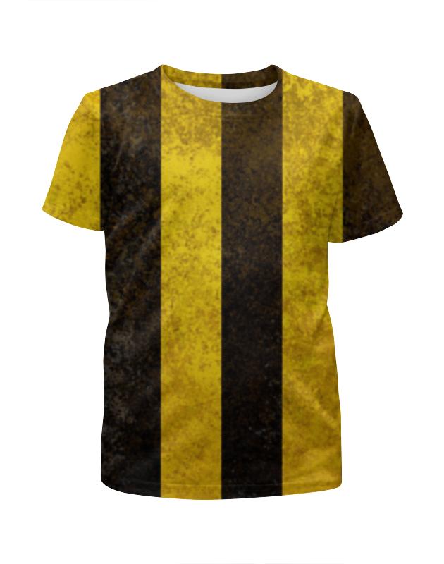 Футболка с полной запечаткой для мальчиков Printio Полосы 2 футболка с полной запечаткой для мальчиков printio синие полосы
