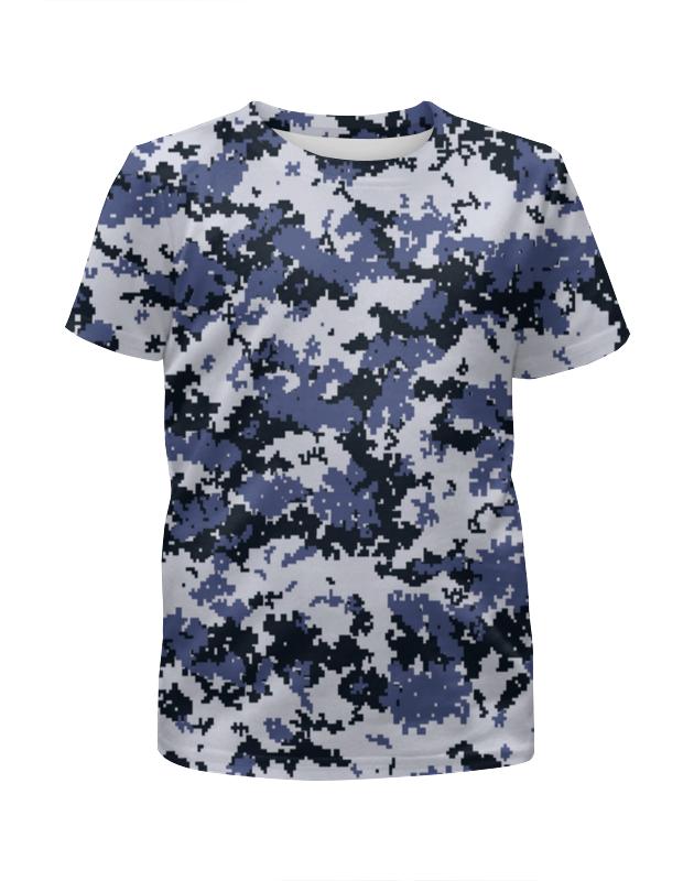 Футболка с полной запечаткой для мальчиков Printio Спецназ камуфляж футболка с полной запечаткой для мальчиков printio bats spawn arsb