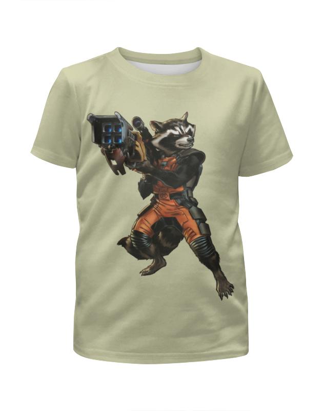 Футболка с полной запечаткой для мальчиков Printio Guardians of the galaxy футболка с полной запечаткой для мальчиков printio the prodigy