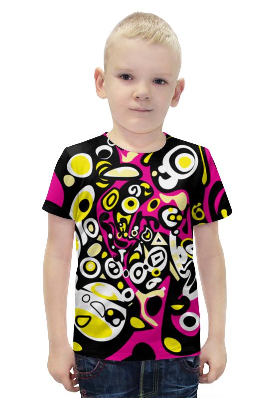Футболка с полной запечаткой для мальчиков Printio Iommm50233 футболка с полной запечаткой для мальчиков printio фруктовая
