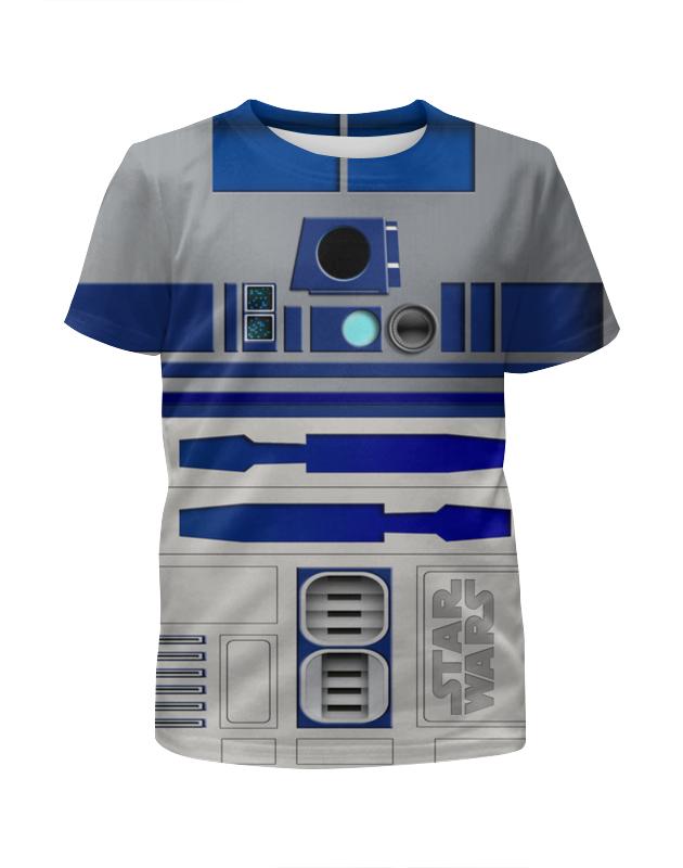 Printio Star wars design (r2d2)_ printio r2d2 star wars new 3d