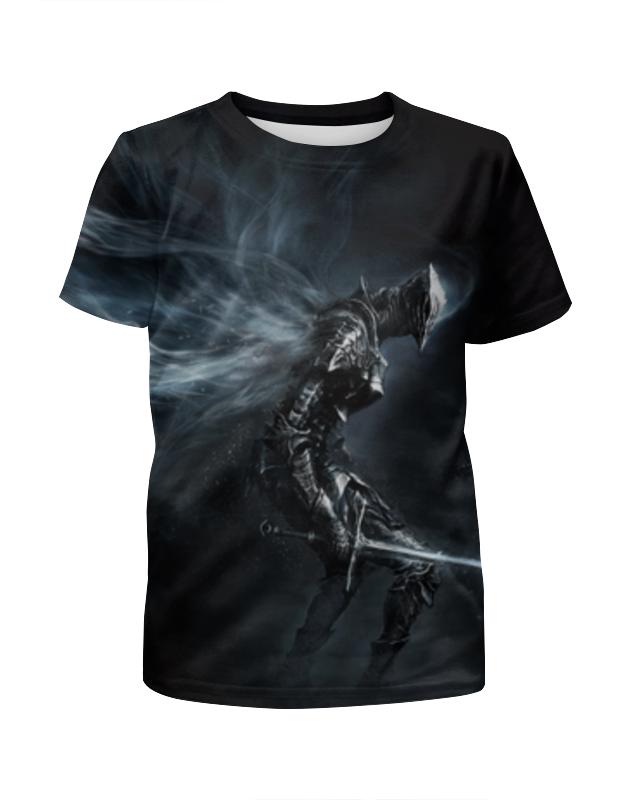 Футболка с полной запечаткой для мальчиков Printio Dark souls футболка с полной запечаткой для мальчиков printio bats spawn arsb