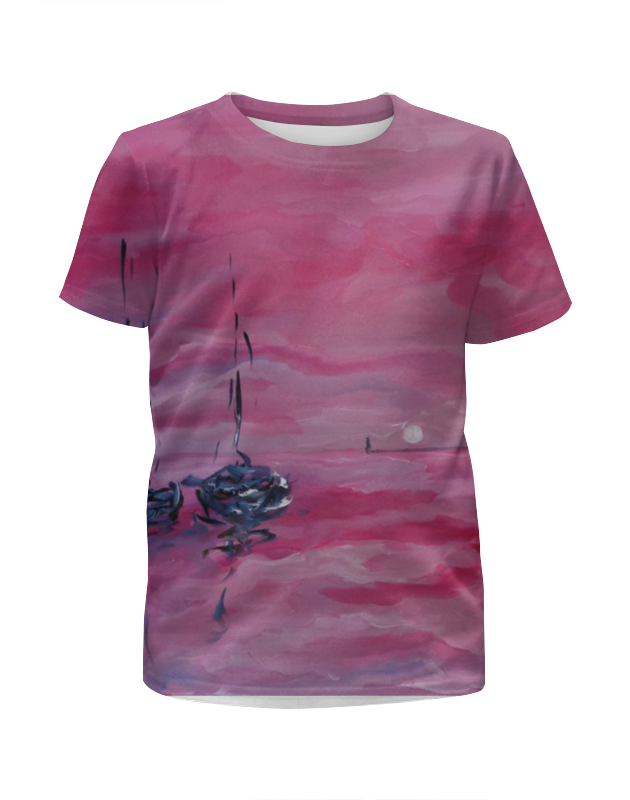 Printio Розовый закат микшер усилитель denon dn 333xab