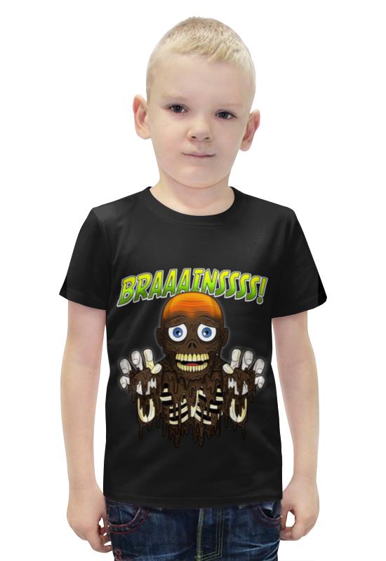 Футболка с полной запечаткой для мальчиков Printio Braaaaatnsssss! футболка с полной запечаткой для мальчиков printio фруктовая