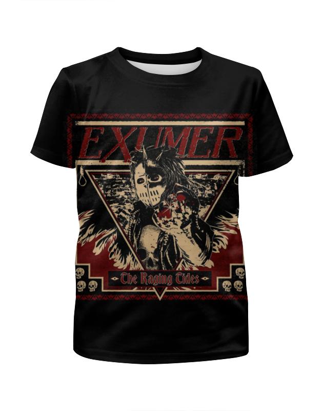 Printio Exumer (thrash metal band) футболка с полной запечаткой мужская printio tankard thrash metal band