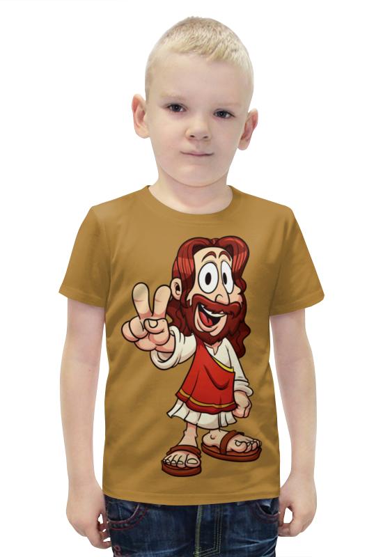 Футболка с полной запечаткой для мальчиков Printio Римлянин футболка с полной запечаткой для мальчиков printio bats spawn arsb