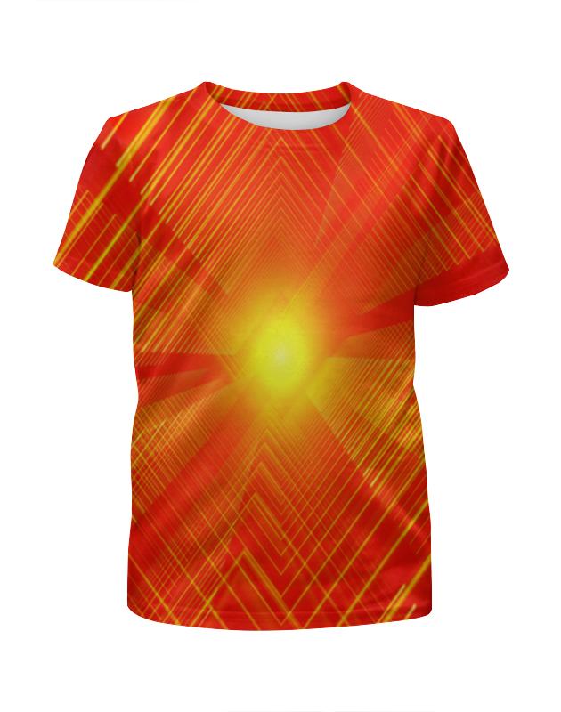 Printio Абстракция футболка с полной запечаткой для мальчиков printio абстракция