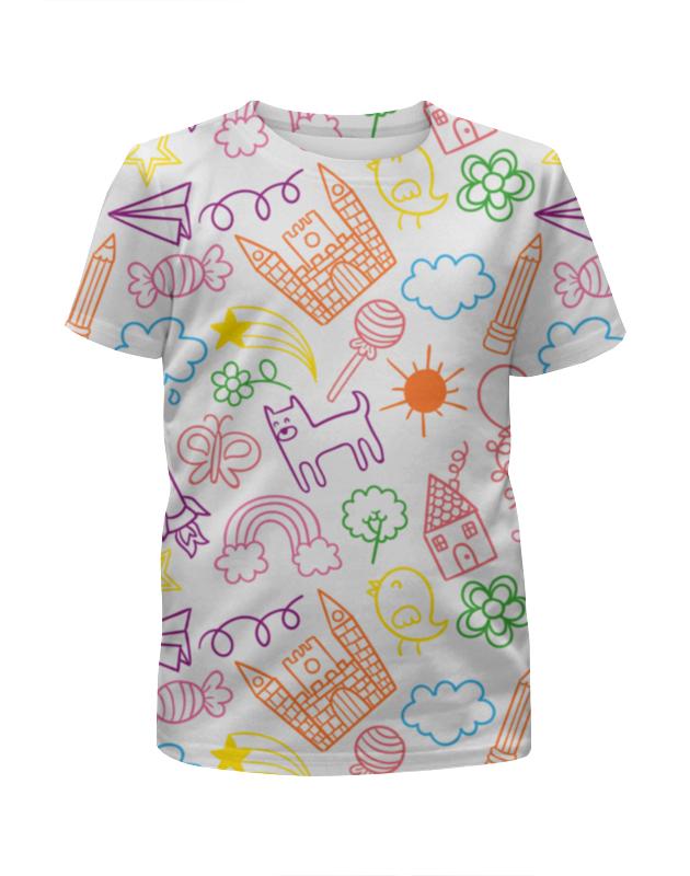 Футболка с полной запечаткой для мальчиков Printio Летняя футболка с полной запечаткой мужская printio летняя