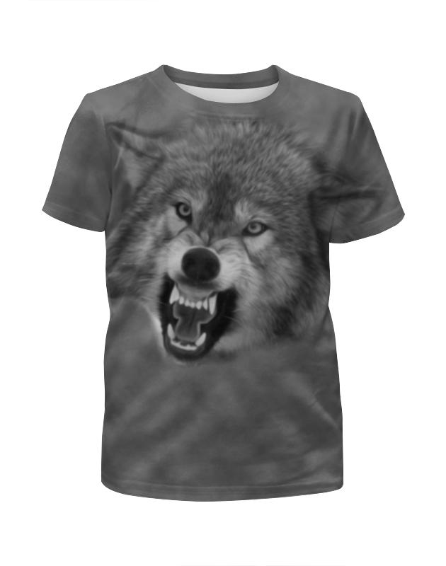 Printio Оскал волка цены