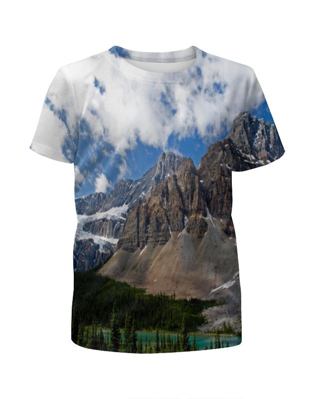 лучшая цена Printio Лес и горы