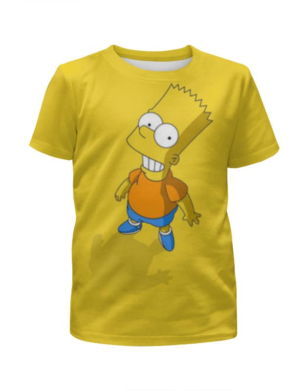 Printio Барт симпсон цена и фото