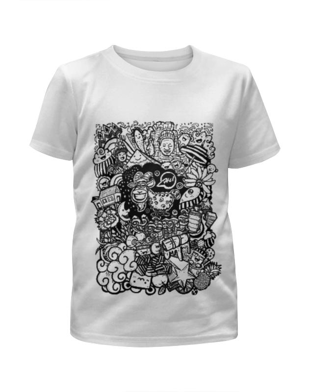 Футболка с полной запечаткой для мальчиков Printio Иллюстрация футболка с полной запечаткой для мальчиков printio сланцы