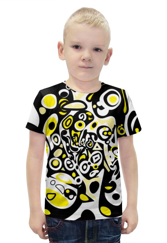 Футболка с полной запечаткой для мальчиков Printio Iommm5023 футболка с полной запечаткой для мальчиков printio фруктовая