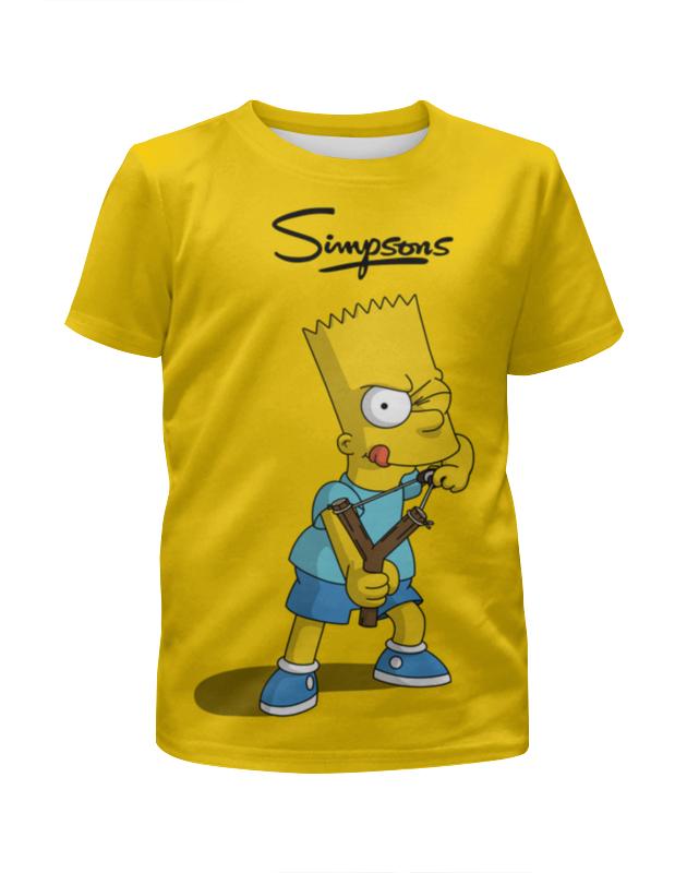 Printio Барт симпсон хулиган цена и фото