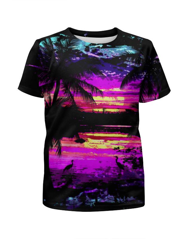 лучшая цена Printio Пляжный рай