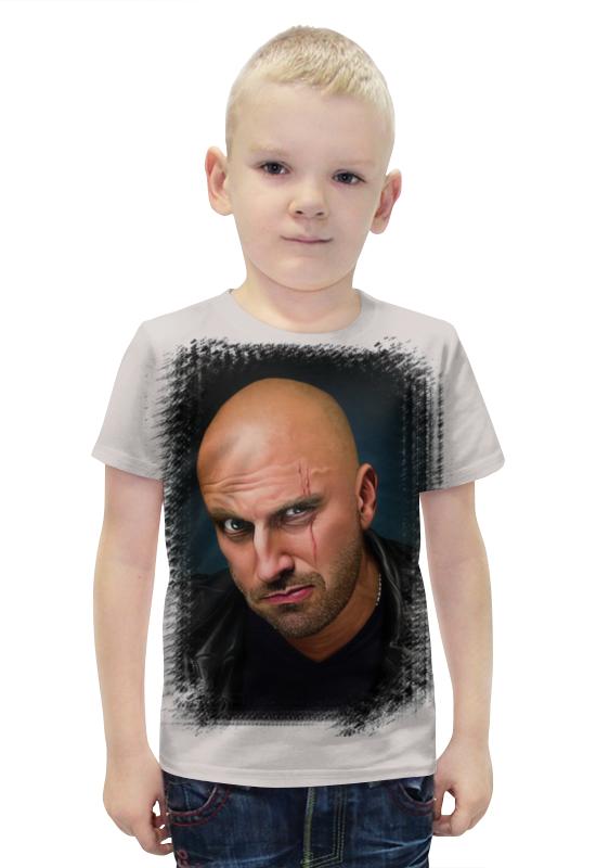 Футболка с полной запечаткой для мальчиков Printio Физрук футболка с полной запечаткой для мальчиков printio bats spawn arsb