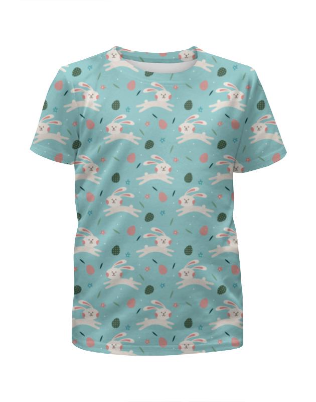 Футболка с полной запечаткой для мальчиков Printio Зайчики футболка с полной запечаткой для мальчиков printio сланцы