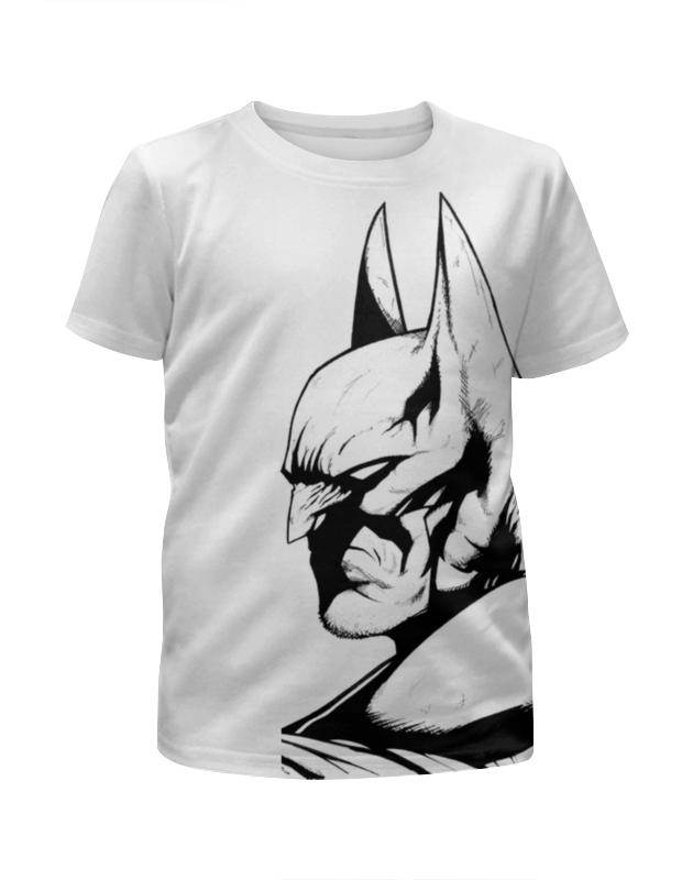 Футболка с полной запечаткой для мальчиков Printio Бэтмен футболка с полной запечаткой для мальчиков printio бэтмен batman