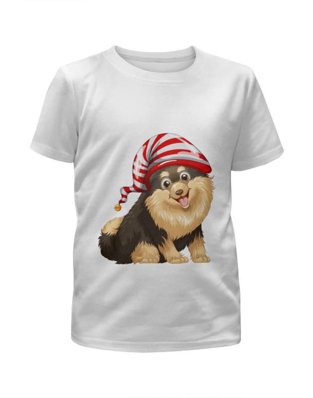 Футболка с полной запечаткой для мальчиков Printio Забавный щенок футболка с полной запечаткой для мальчиков printio bats spawn arsb
