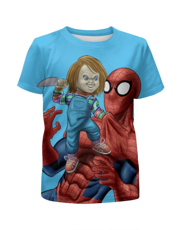 Футболка с полной запечаткой для мальчиков Printio Spider-man ultimate ultimate comics spider man volume 2