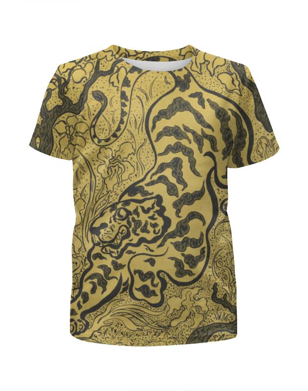Printio Тигр в джунглях (поль-элье рансон)