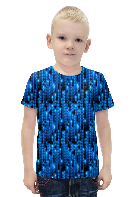 Футболка с полной запечаткой для мальчиков Printio Символы футболка с полной запечаткой для мальчиков printio bats spawn arsb