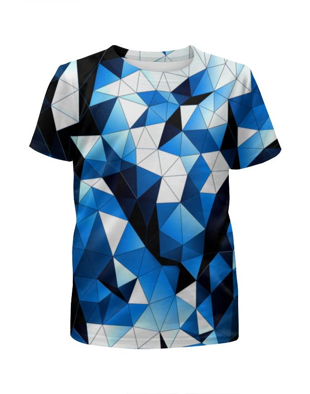 Футболка с полной запечаткой для мальчиков Printio Стекла цветные футболка с полной запечаткой для мальчиков printio bats spawn arsb