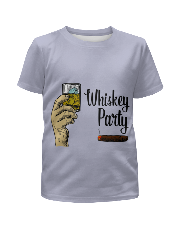 Printio Whiskey party лонгслив printio whiskey party