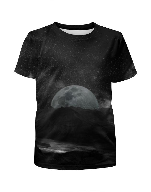 Футболка с полной запечаткой для мальчиков Printio Планета футболка с полной запечаткой для мальчиков printio ночь всех святых