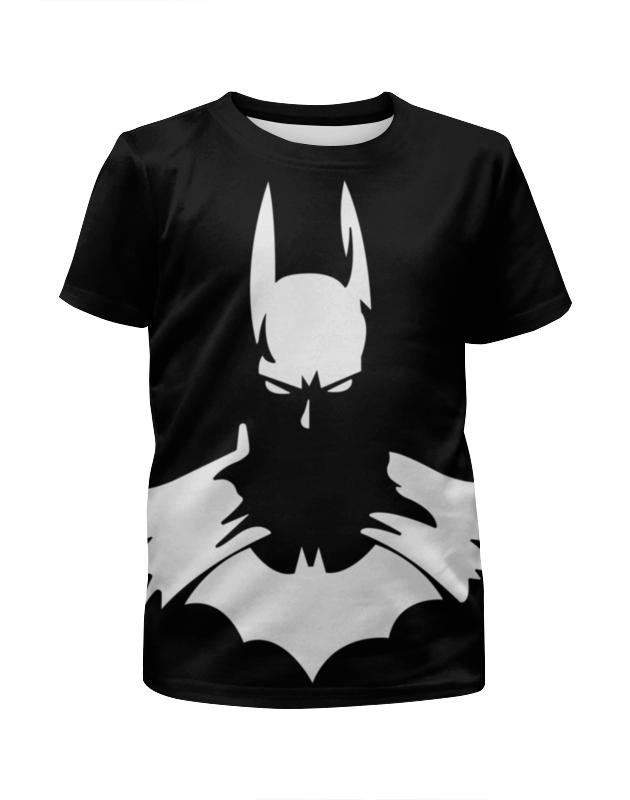 Футболка с полной запечаткой для мальчиков Printio Batman/бэтмен футболка с полной запечаткой для мальчиков printio бэтмен batman
