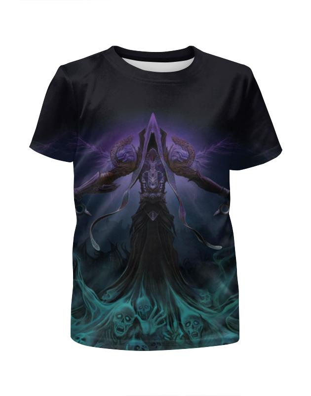 лучшая цена Printio Warcraft collection